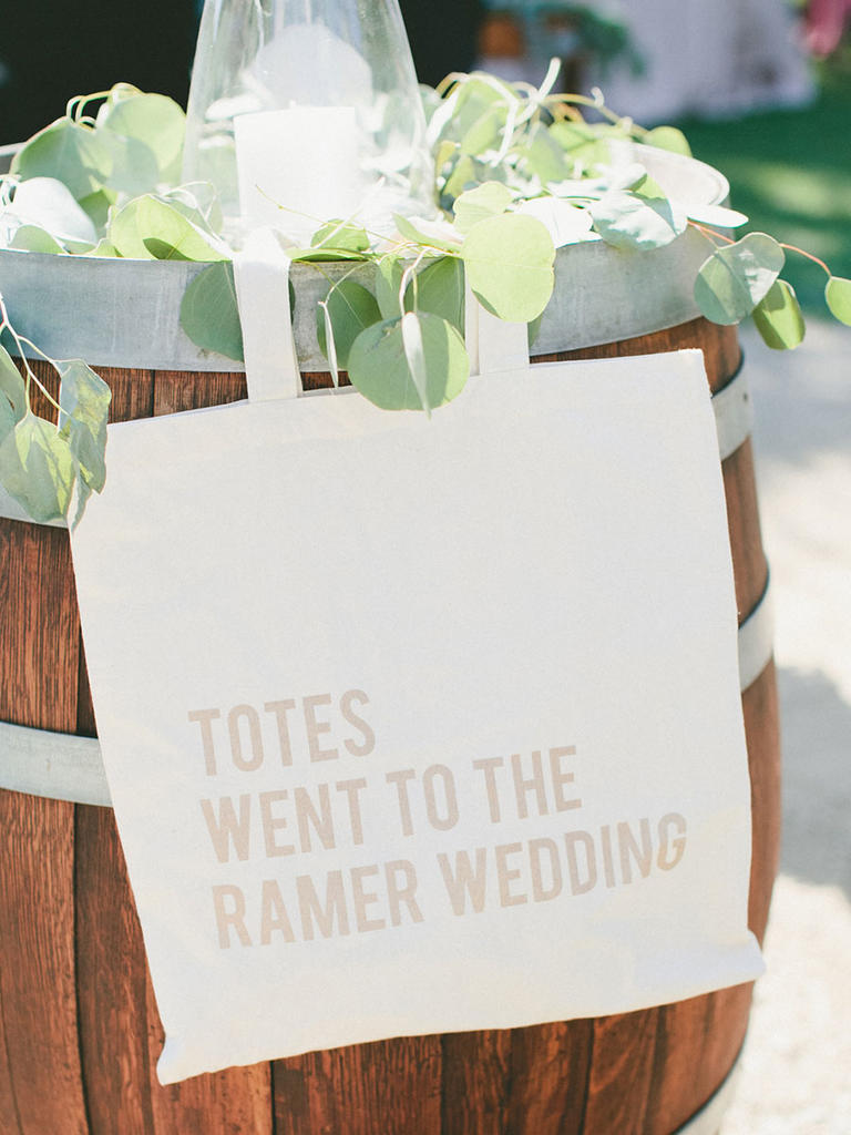 Useful Wedding Welcome Bag Ideas to Try